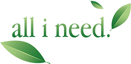 all i need Logo